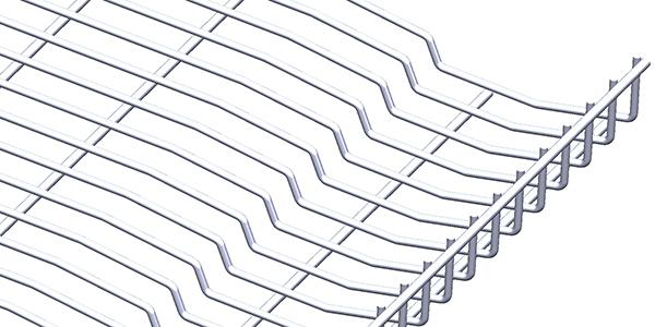 Prodotti derivati da reti elettrosaldate