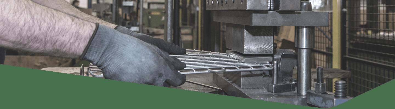 Prodotti derivati in filo metallico